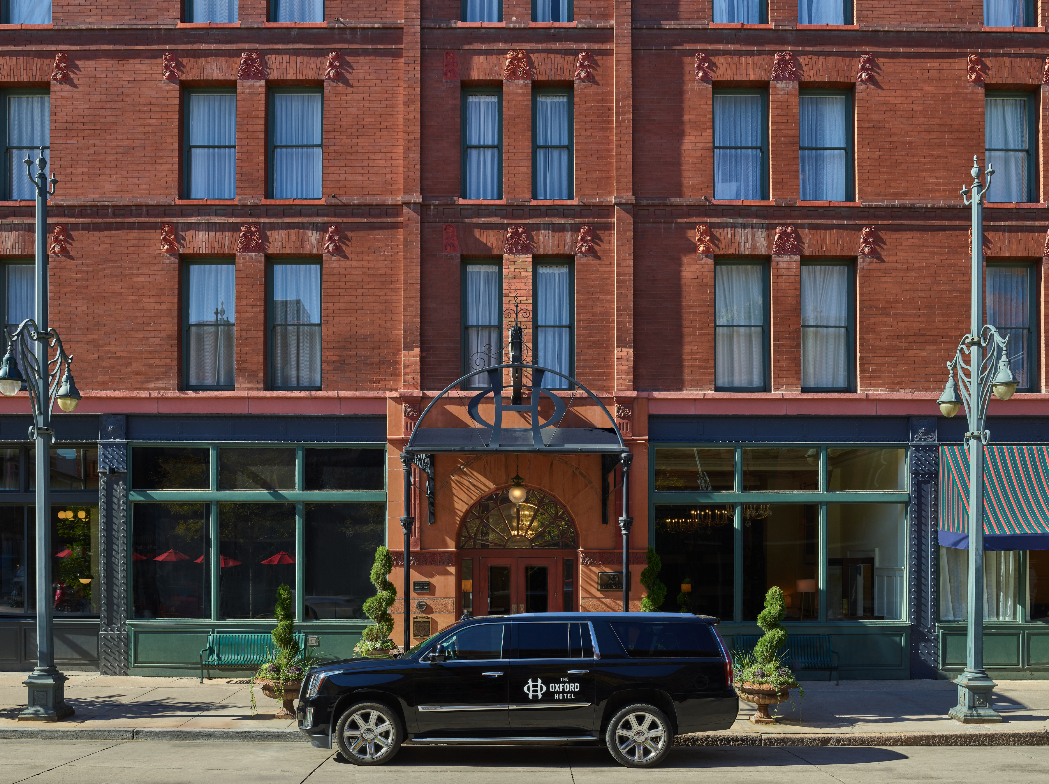 Iconic Denver Hotel | The Oxford Hotel